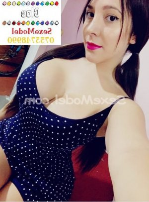 Sharlie massage érotique escorte girl