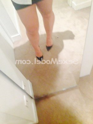 Raoule escort girl massage tantrique à Saint-Girons