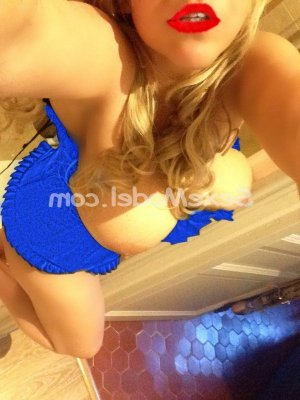 Nynon escort massage sexe
