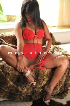 Anyvonne massage érotique ladyxena